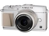 OLYMPUS PEN E-P5 17mm F1.8レンズキット [ホワイト]
