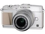 OLYMPUS PEN E-P5 14-42mm レンズキット [ホワイト]