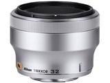 1 NIKKOR 32mm f/1.2 [シルバー]