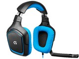 G430 Surround Sound Gaming Headset [�u���b�N�E�u���[]