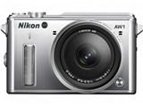 Nikon 1 AW1 防水ズームレンズキット [シルバー]