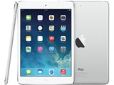 iPad mini Retina�f�B�X�v���C Wi-Fi+Cellular 16GB SoftBank [�V���o�[]