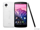 Nexus 5 EM01L 16GB �C�[�E���o�C�� [�z���C�g]