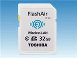 FlashAir W-02 SD-WD032G [32GB]