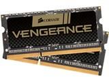 CMSX16GX3M2B1866C10 [SODIMM DDR3L PC3-15000 8GB 2枚組]