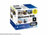 PlayStation Vita (�v���C�X�e�[�V���� ���B�[�^) Wi-Fi���f�� Welcome BOX PCHJ-10016