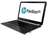 Pavilion 15-n200 AMD A4-5000���� �X�^���_�[�h���f��