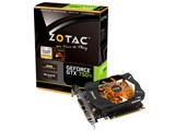 ZOTAC GeForce GTX 750 Ti 2GB ZTGTX750TI-2GD5R01/ZT-70601-10M [PCIExp 2GB]