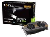 ZOTAC GeForce GTX 980 AMP�I Omega Edition ZT-90202-10P [PCIExp 4GB]