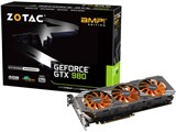 ZOTAC GeForce GTX 980 AMP�I Edition ZT-90204-10P [PCIExp 4GB]