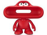 beats pill character BT PILLS RED [レッド 単品]