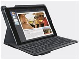 TYPE+ Protective case with integrated keyboard for iPad Air 2 iK1051BK [�u���b�N]