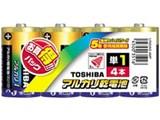 アルカリ1 アルカリ乾電池 単1形 4本パック LR20AG 4MP