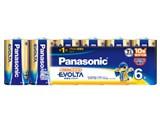 エボルタ アルカリ乾電池 単1形 6本パック LR20EJ/6SW