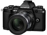 OLYMPUS OM-D E-M5 Mark II 12-50mm EZレンズキット [ブラック]
