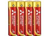 アルカリG アルカリ乾電池 単4形 4本パック LR03GD/4S