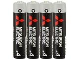 マンガン乾電池 単4形 4個パック R03UD/4S