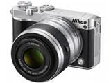 Nikon 1 J5 ダブルズームレンズキット [シルバー]