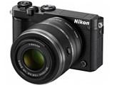 Nikon 1 J5 ダブルズームレンズキット [ブラック]