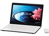 LAVIE Note Standard NS550/BAW PC-NS550BAW [�N���X�^���z���C�g]