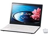 LAVIE Note Standard NS350/BAW PC-NS350BAW [�N���X�^���z���C�g]