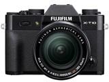 FUJIFILM X-T10 レンズキット [ブラック]