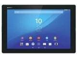 Xperia Z4 Tablet Wi-Fiモデル SGP712JP/B [ブラック]