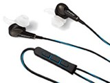 QuietComfort 20 Acoustic Noise Cancelling headphones Apple 製品対応モデル [ブラック]