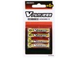 Vシリーズ アルカリ乾電池 単4形 4本パック LR03/B4P/V