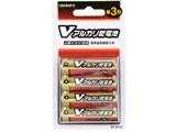 Vシリーズ アルカリ乾電池 単3形 4本パック LR6/B4P/V