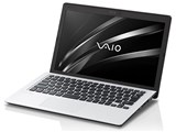 VAIO S11 VJS1111/Core i5/メモリー8GB/SSD128GB/Windows 7 Professionalモデル [ホワイト]