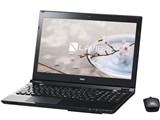 LAVIE Note Standard NS350/DAB PC-NS350DAB [クリスタルブラック]