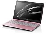 VAIO S15 VJS1511/Core i3/メモリー4GB/HDD 500GB/Windows 10 Home/DVDスーパーマルチドライブモデル [ピンク]