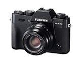 FUJIFILM X-T10 単焦点レンズキット [ブラック]