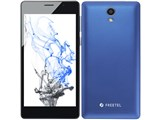 FREETEL Priori3S LTE FTJ152B-Priori3S-NV SIMフリー [ネイビー]