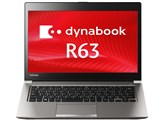 dynabook R63 R63/P PR63PBAA637AD81