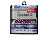 RAYBRIG RA47 [ハロゲン サーキットクリア 3300K H4]