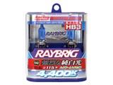RAYBRIG RA82 [ハロゲン ホワイトブラスター 4400K HB3]