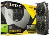 ZOTAC GeForce GTX 1070 AMP Edition ZT-P10700C-10P [PCIExp 8GB]
