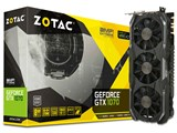 ZOTAC GeForce GTX 1070 AMP Extreme ZT-P10700B-10P [PCIExp 8GB]