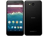 507SH Android One ワイモバイル [ブラック]