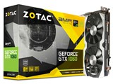 ZOTAC GeForce GTX 1060 6GB AMP Edition ZT-P10600B-10M [PCIExp 6GB]