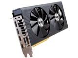 SAPPHIRE NITRO+ RADEON RX 480 8G GDDR5 PCI-E DUAL HDMI/DVI-D/DUAL DP [PCIExp 8GB]
