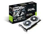 DUAL-GTX1050TI-4G [PCIExp 4GB]