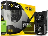ZOTAC GeForce GTX 1050 Ti 4GB OC ZT-P10510B-10L [PCIExp 4GB]