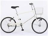 20型フル装備自転車 38915171 [ベージュ]