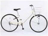 26型フル装備自転車 38915157 [ベージュ]