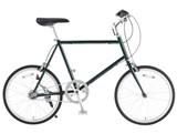 20型クロモリ自転車コンパクトタイプ 76281894 [グリーン]