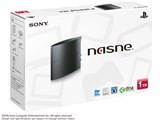 nasne(ナスネ) CUHJ-15004 [1TB] [ブラック]