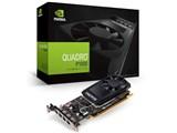 NVIDIA Quadro P1000 EQP1000-4GER [PCIExp 4GB]